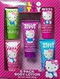 Hello Kitty 5 Pack Body Wash