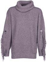 Stella McCartney Distressed Sleeves Sweater