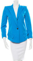 Smythe Structured Single-Button Blazer w/ Tags