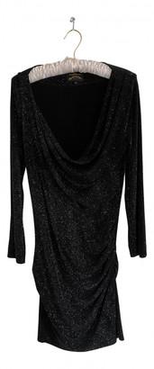 Vivienne Westwood Black Synthetic Dresses