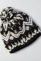 American Eagle Outfitters AE Big Pom Beanie