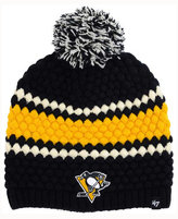 '47 Women's Pittsburgh Penguins Leslie Pom Knit Hat