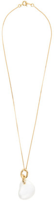 1064 STUDIO Gold Shape of Water 23N Necklace