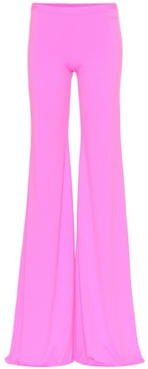 Vetements Jersey wide-leg pants