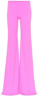 Vetements Jersey wide-leg pants