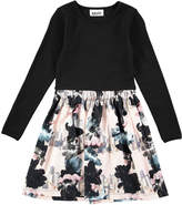 Molo Credence Long-Sleeve Dream Dress, Size 2T-12