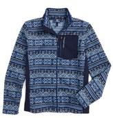 Vineyard Vines Fair Isle Fleece Sweater (Toddler Boys, Little Boys & Big Boys)