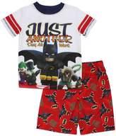 Lego Batman Boys Shorts Pajamas Set
