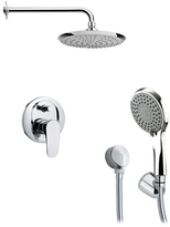 Nameeks Remer Round Shower Faucet