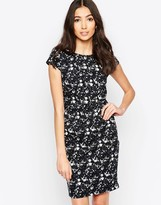 Sugarhill Boutique Georgie Dark Floral Shift Dress