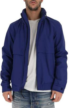 Woolrich Collared Front Pockets Zipped Jacket