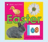 Pottery Barn Kids Slide & Find Easter Bunny Book
