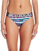 Roxy Women's Cuba Base Girl Bikini Bottom