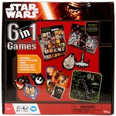 Wonder Forge Star Wars: The Force Awakens 6-in-1 Game Set