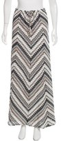 Calypso Knit Maxi Skirt