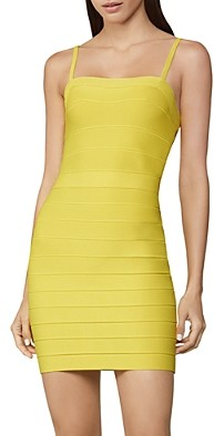 Herve Leger Icon Banded Sheath Dress