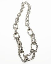 Endless Mesh Chain Necklace