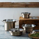 west elm KN Bronze Finish Cookware - 8 Pc.-Set