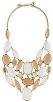Kate Spade Crystal & Resin Statement Necklace