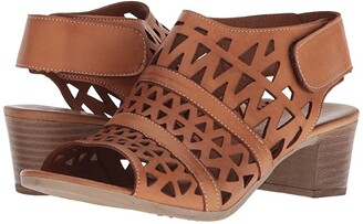 Spring Step Dorotha (Brown) Women's Shoes