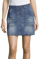 Blank NYC Weekend Denim Skirt