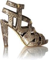 Keira snap platform sandal