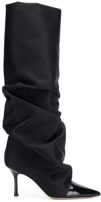Marc Ellis slouch boots