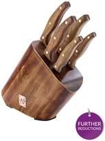 Arthur Price 5 Piece Rosewood Knife Block