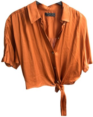 Urban Outfitters Orange Top for Women