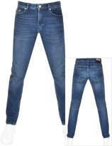 Versace Jeans Couture Slim Fit Jeans Blue