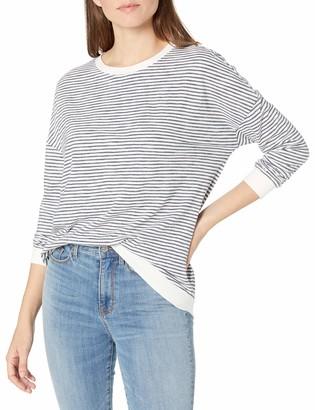 Goodthreads Vintage Cotton Dolman Blouson Shirt Dress