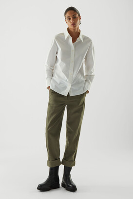 Cos Relaxed Chino Trousers