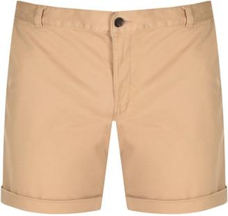 Les Deux Pascal Chino Shorts Brown