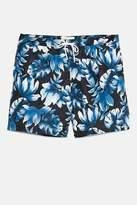 Branwell Printed Swim Shorts