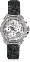 Lancaster Pillo Deco' Women's Chronograph Watch