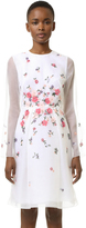 Prabal Gurung Embroidered Dress