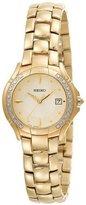 Seiko Women's SXDB10 Reflections Diamond Watch
