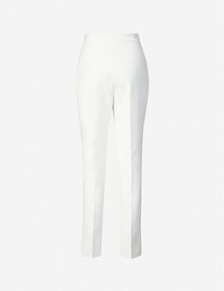 Huishan Zhang Alta straight-leg high-rise woven trousers