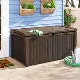 Keter Borneo 110 Gallon Resin Deck Box