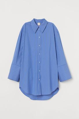 H&M Oversized shirt