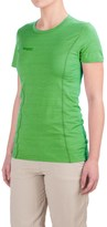 Bergans of Norway Soleie Ultralight Base Layer Top - UPF 25+, Merino Wool, Short Sleeve (For Women)