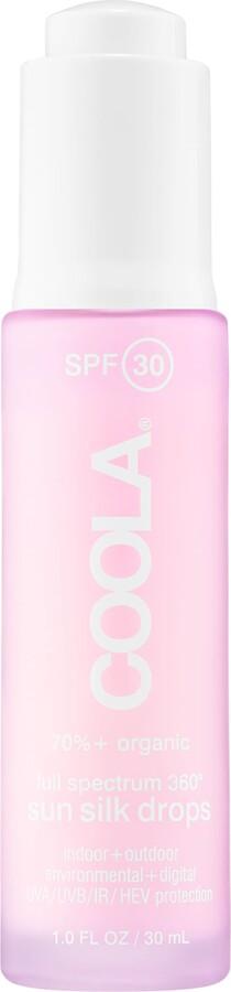 COOLA - Full Spectrum 360 Sun Silk Drops Organic Sunscreen SPF 30
