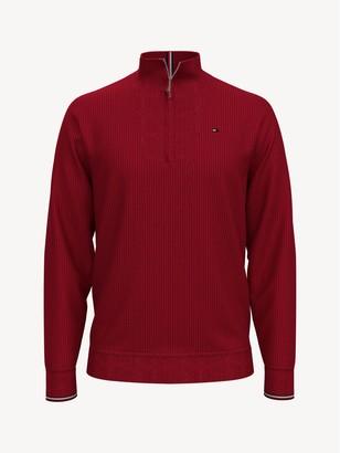 Tommy Hilfiger Essential Mockneck Sweater