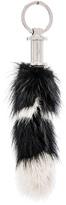 Givenchy Raccoon Fur Key Ring