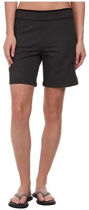 Stonewear Designs Rockin Shorts (Heather Gray) Women's Shorts
