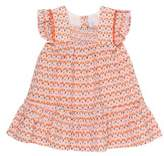 Bebe by Minihaha Girls Nora S/S Yoke Dress (3-24M)
