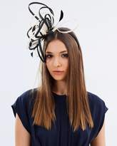 Large Twisted Loop Fascinator