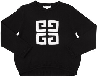 Givenchy Wool & Cashmere Blend Knit Sweater
