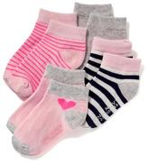 Old Navy Ankle-Sock 4-Pack for Toddler & Baby