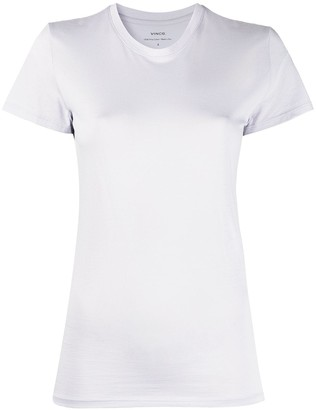 Vince round neck short-sleeved T-shirt